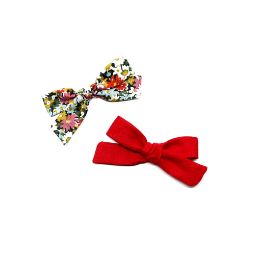 GIFT-Monthly Subscription | Petite Pigtail Bows