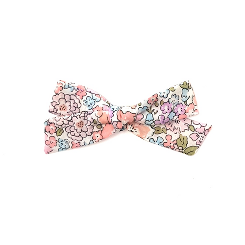 Petite Pigtail Bow | Lilah