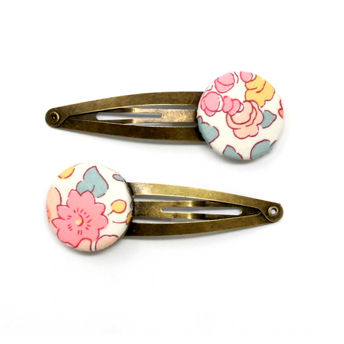 Button Liberty Snap Clips | Ellora
