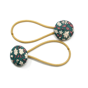 Large Button Ties | Green Gables