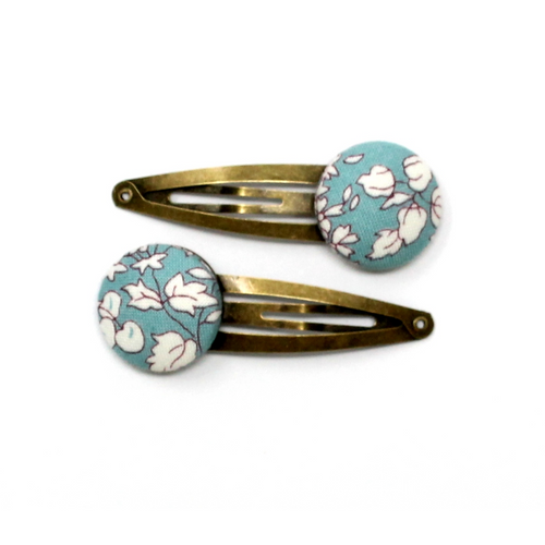 Button Liberty Snap Clips | Melinda