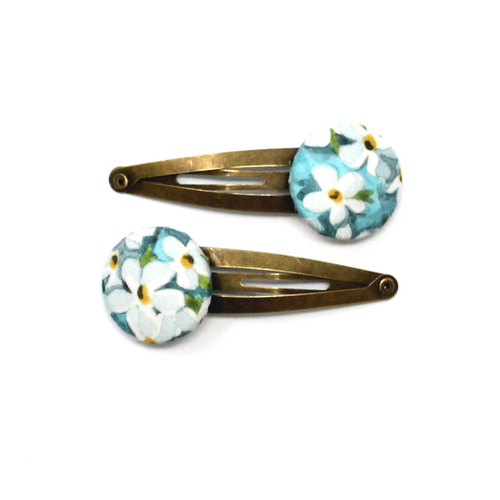 Button Liberty Snap Clips | Lily
