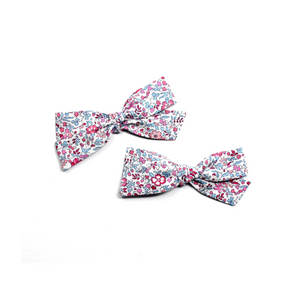 Petite Pigtail Bow Set | Emily