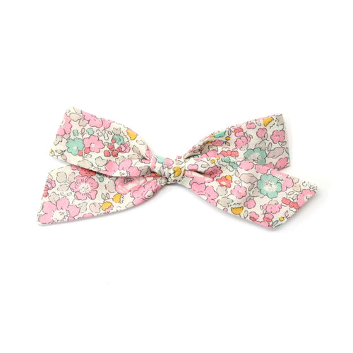 Regular Pigtail Bow | English Meadow