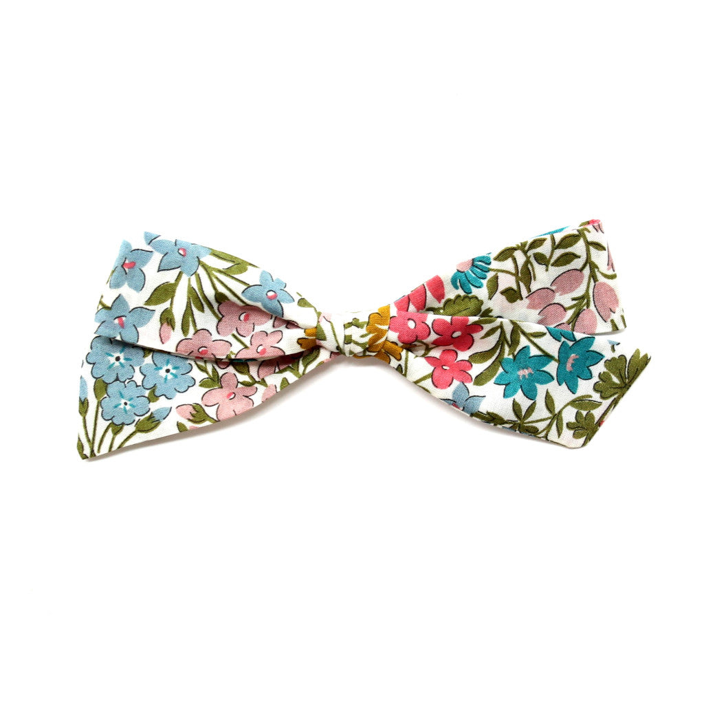 Regular Pigtail Bow | Freya