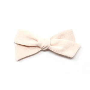 Regular Pigtail Bow | Chiffon