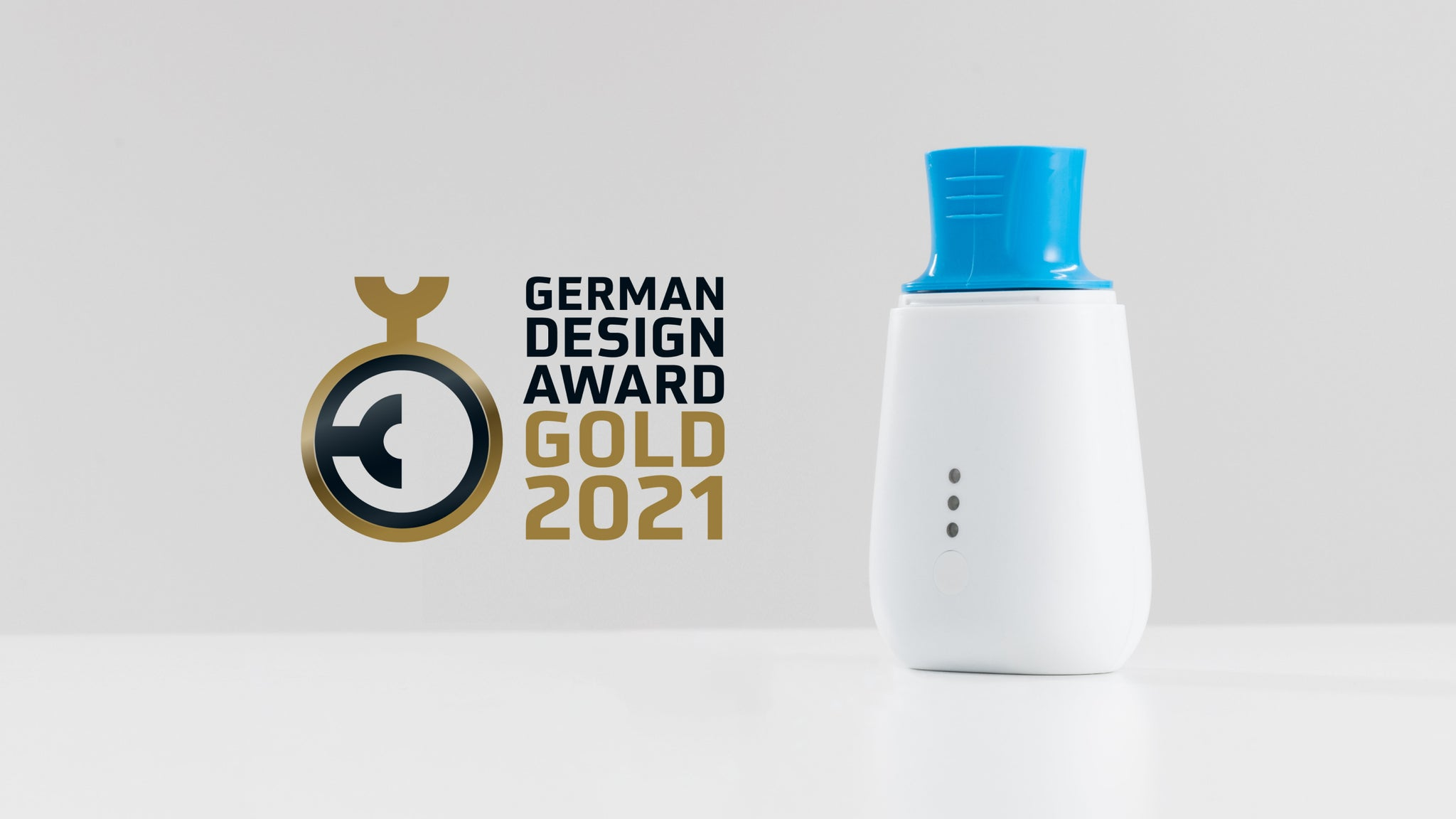 Spirohome Personal has received the German Design Awards