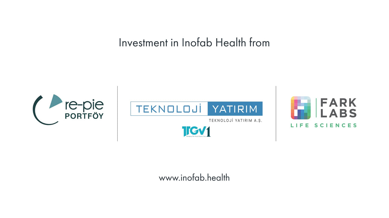 Inofab Health welcomes the new year with a new investment