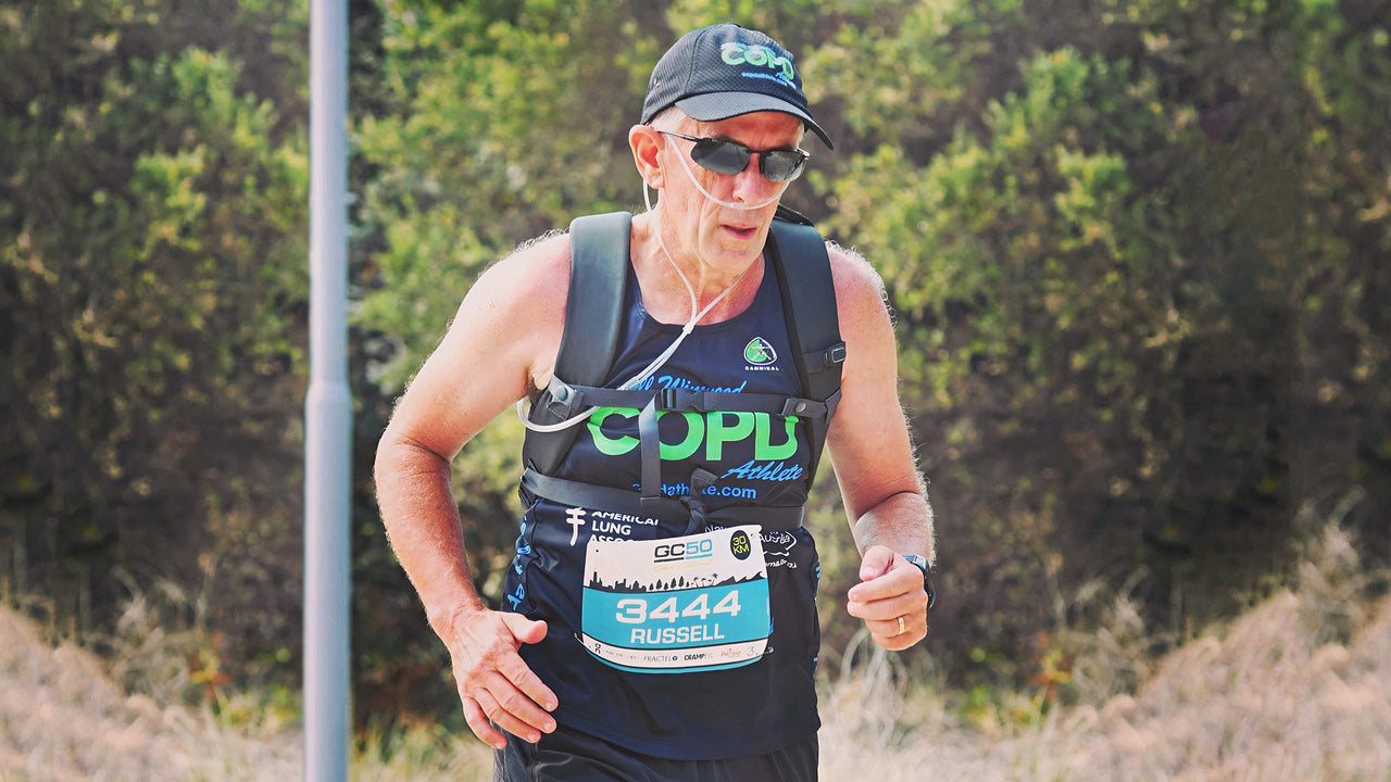 Meet the COPD Athlete: Never Let Your Disease Define You