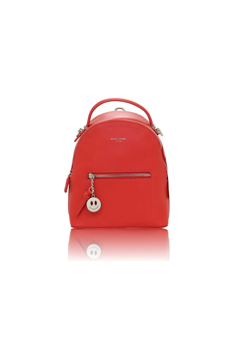 Red Fashion Smile Bag