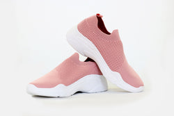Trending Topic Sock Pink Sneakers