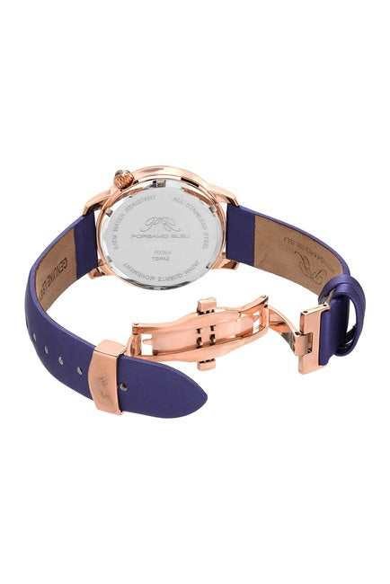 Porsamo Bleu 38mm Watch