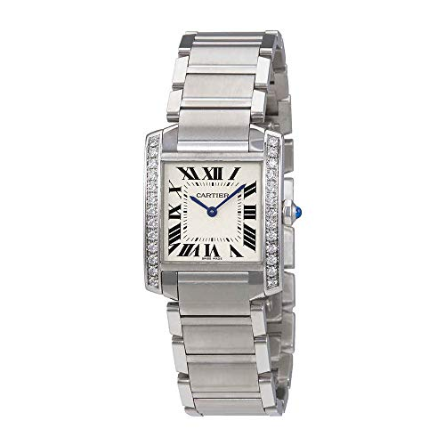 Cartier Tank Francaise W4TA0009 Women's Watch