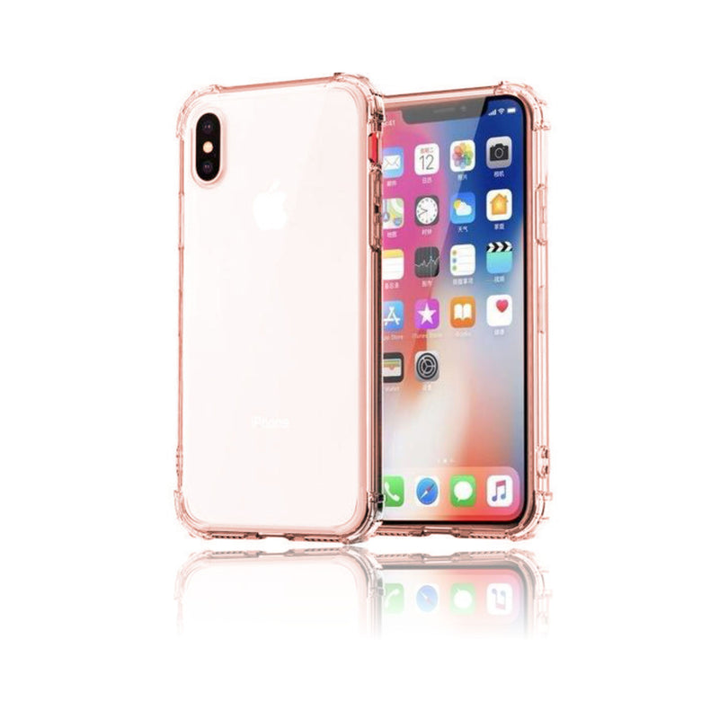 Silicone High Protected Case - iPhone X/XS