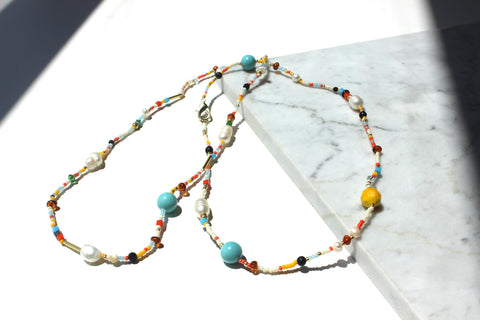 Ibiza Puka Necklace