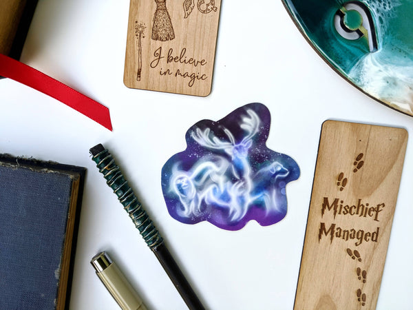 Harry Potter Themed stickers