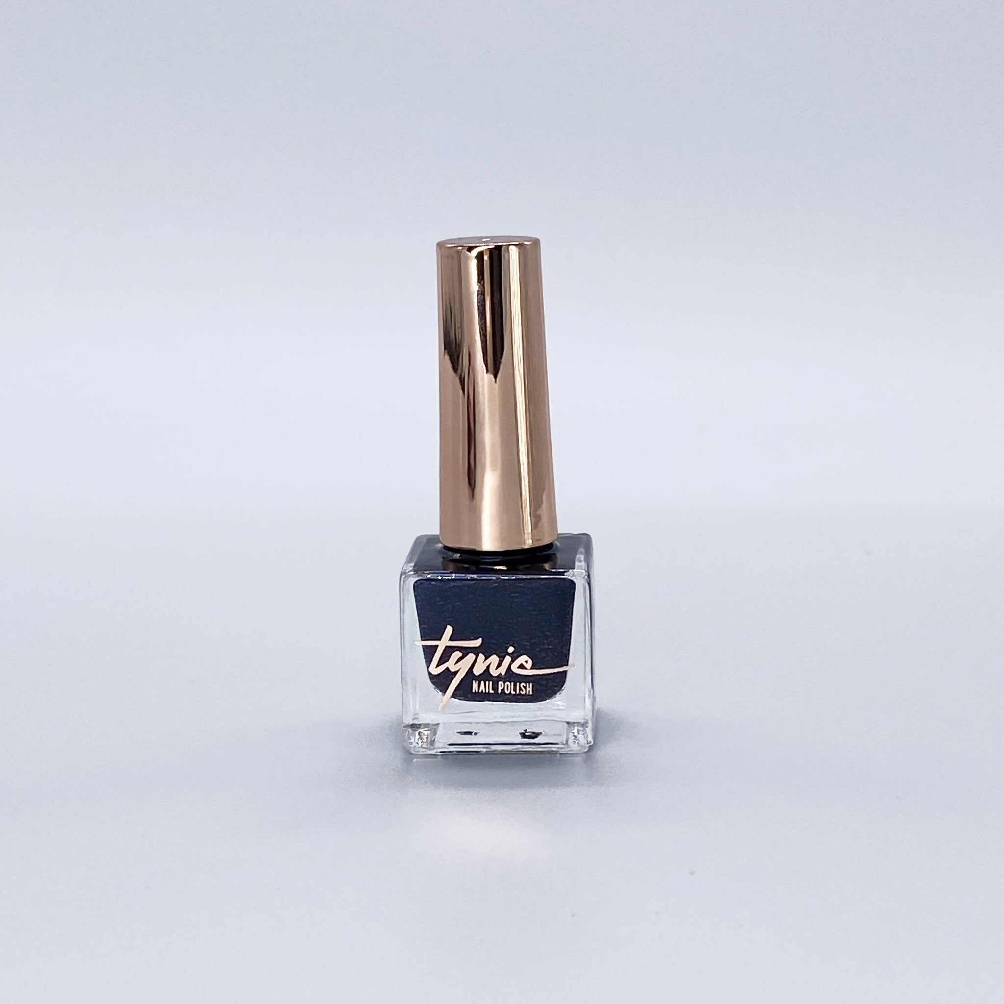 Quarter Past Midnight - Navy Blue Nail Polish (7ml)