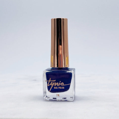 In Too Deep - Cobalt Blue Nail Polish (7ml)