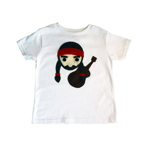 Kids T-shirt - Willie the Music Man