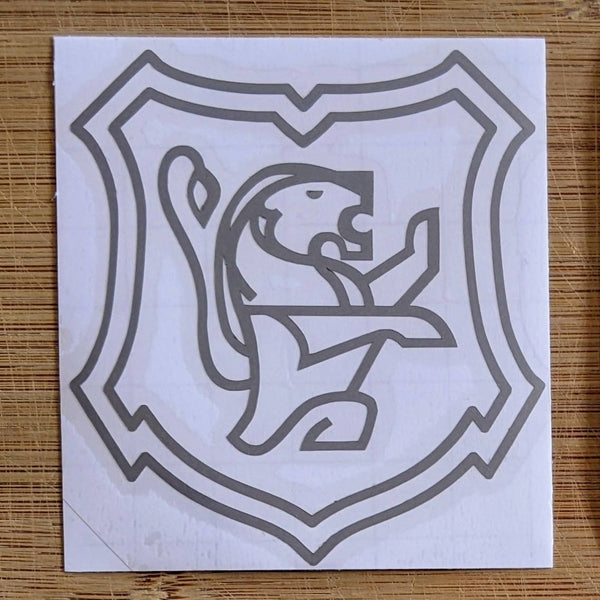 House Crest Decal