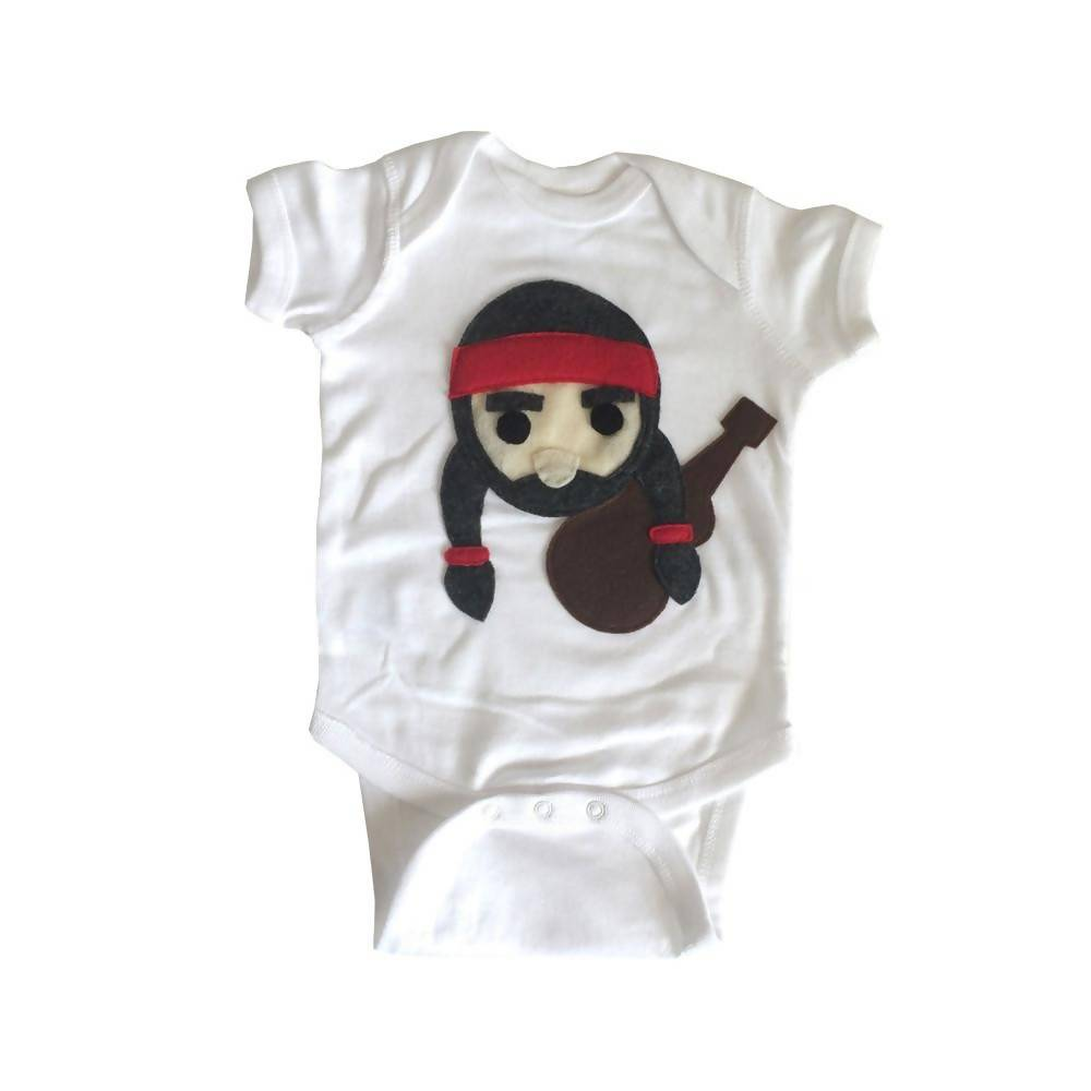 Willie the Music Man - Infant Bodysuit