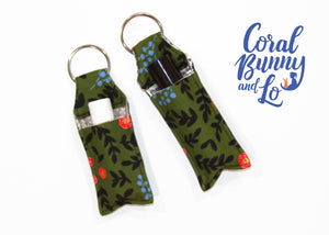 Rifle Paper Co. Keyrings