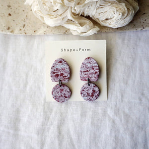 Petal Earrings - Mini