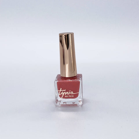 Volcano Girls - Dark Coral Nail Polish (7ml)