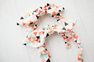 Mod Triangles Headband