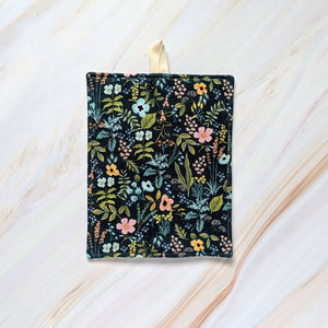 Navy Herb Garden Rifle Paper Co Pot Holder