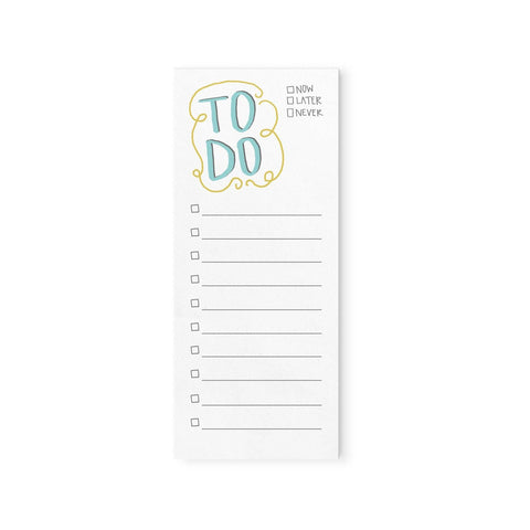 To Do Notepad