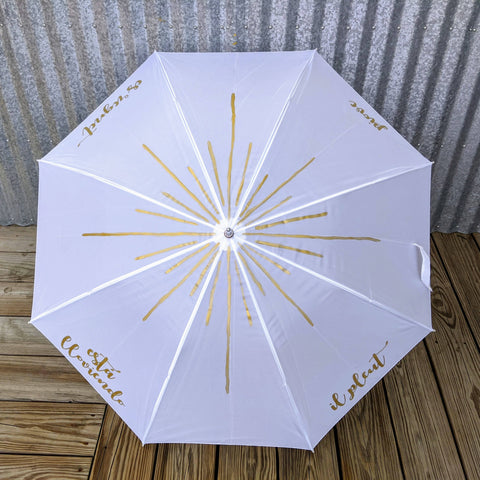 """It's Raining"" Umbrella"