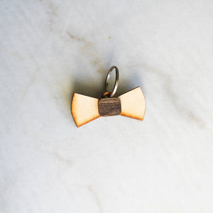 Bow Tie Dog Tag