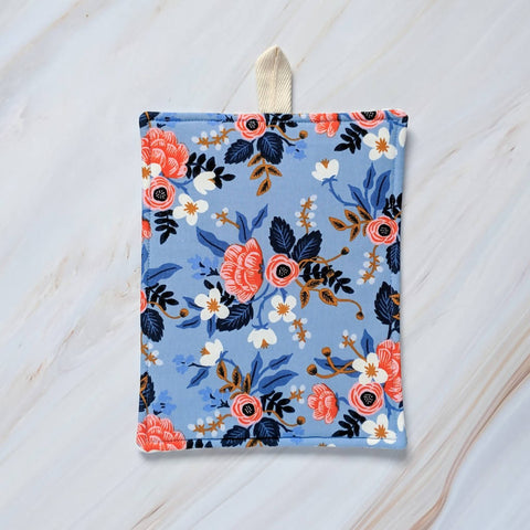 Periwinkle Birch Rifle Paper Co Pot Holder