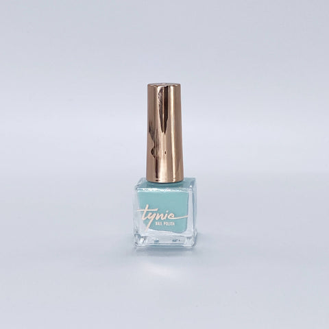 Let It Go - Aqua Blue Nail Polish (7ml)