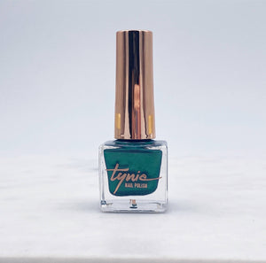 Under the Sea - Emerald/Teal Nail Polish (7ml)