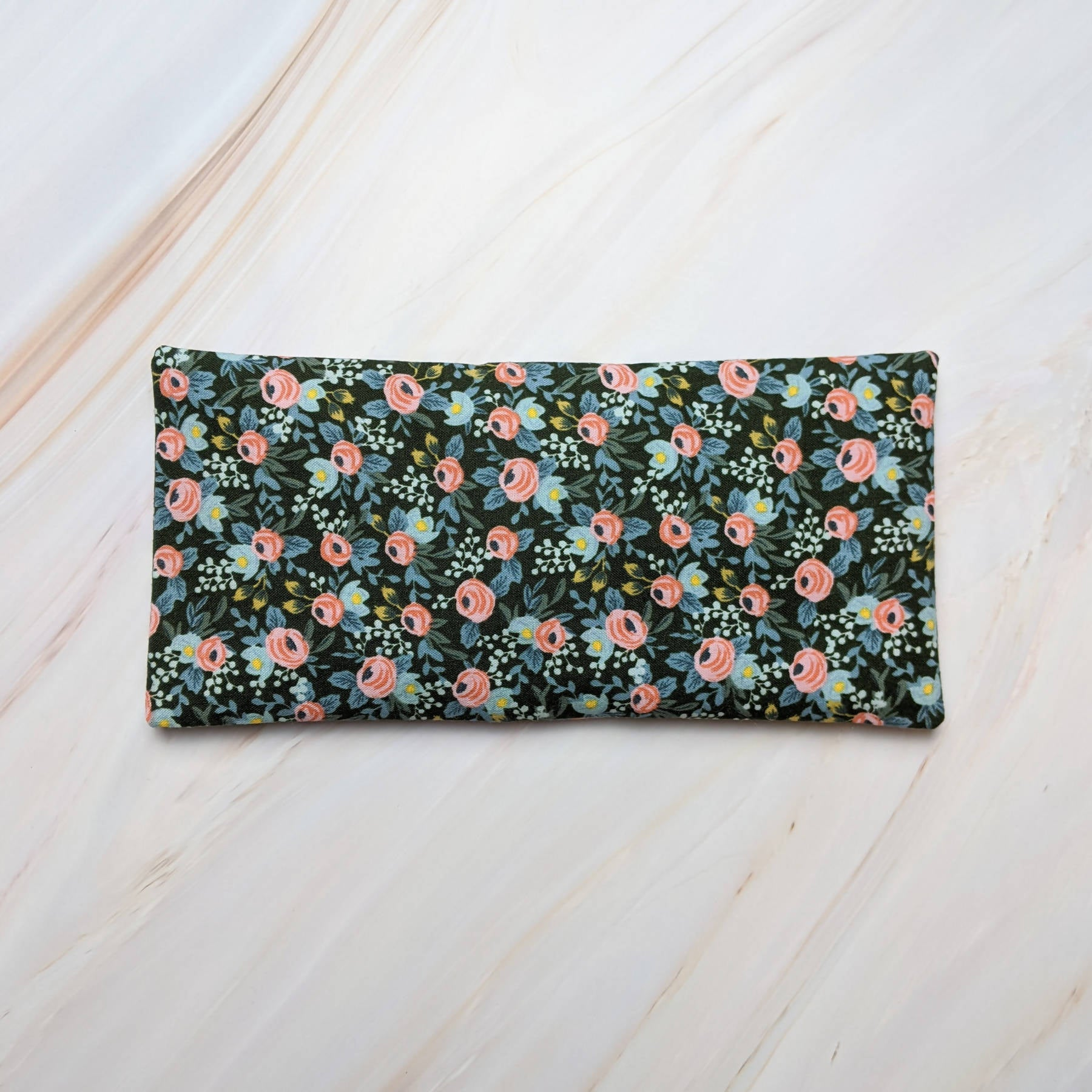 Hunter Rosa Rifle Paper Co Lavender Scented Eye Pillow