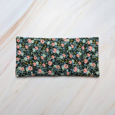 Hunter Rosa Rifle Paper Co Unscented Eye Pillow