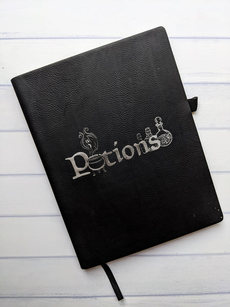 Potions Journal