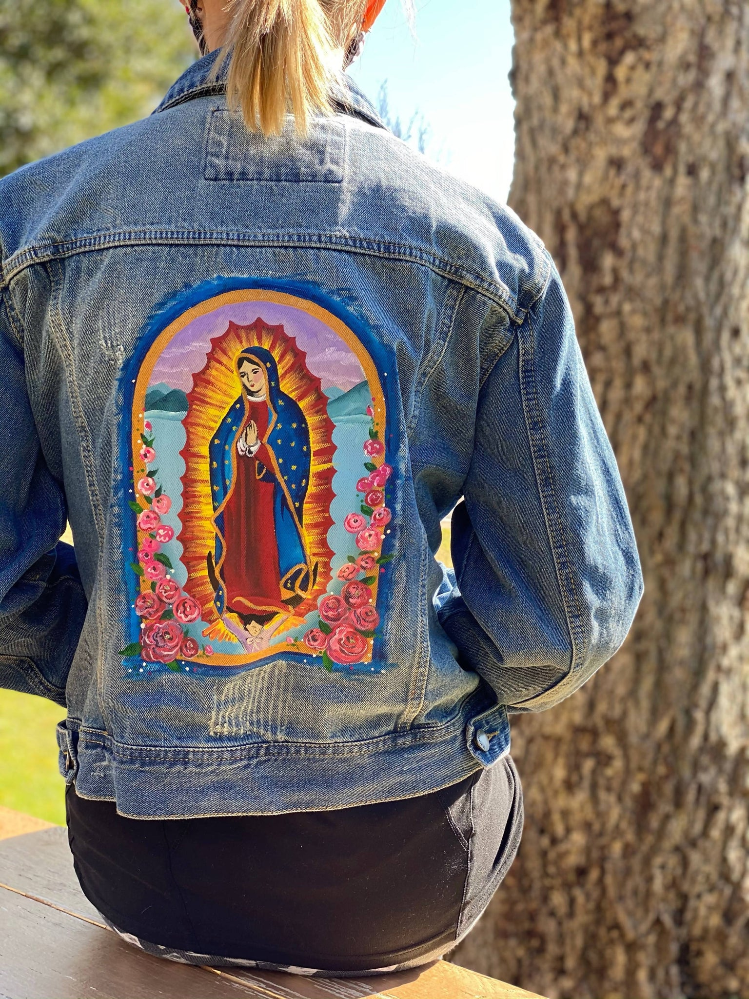 Our Lady Of Guadalupe Jacket