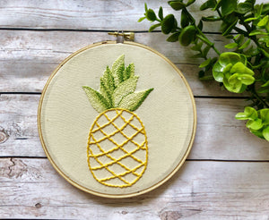 Pineapple Hoop
