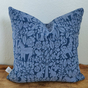 Forest Friends Pillow Cover