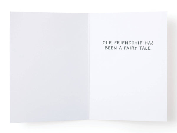 BFF Books Greeting Card