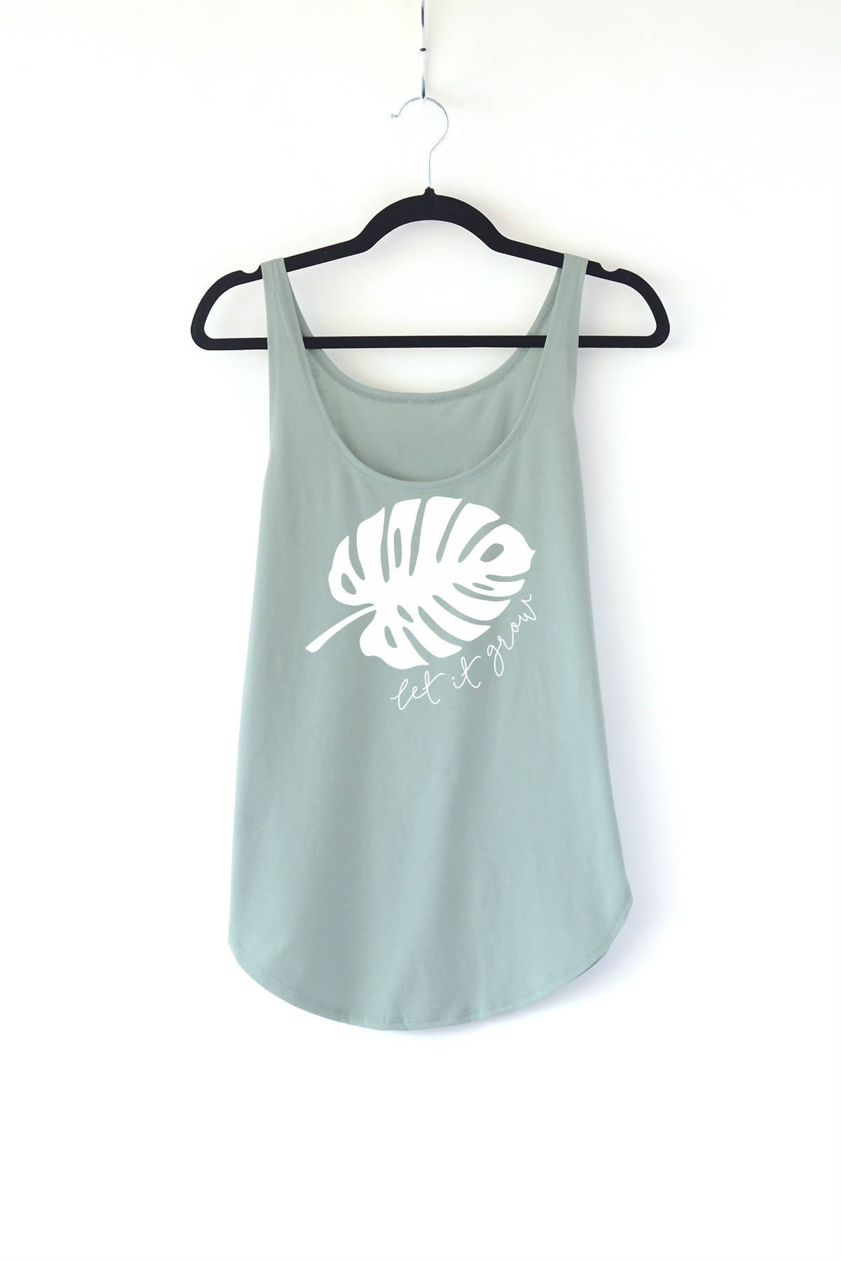 Let It Grow Ladies Tank Top