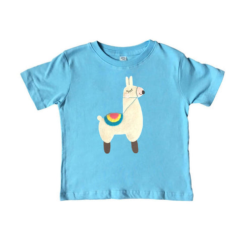 Lovely Llama - Kids Shirt