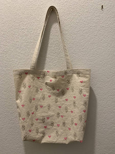 Otterly Lovely Printed Tote Bag