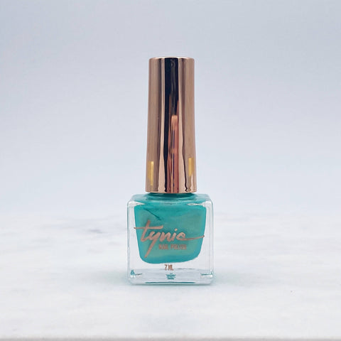 Ocean Avenue - Teal Nail Polish (7ml)
