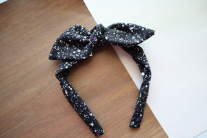 Paint Splatter Headband