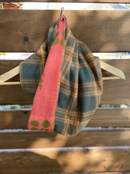 Flannel Neck Cowl