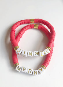 Holiday Stretchy Bracelets